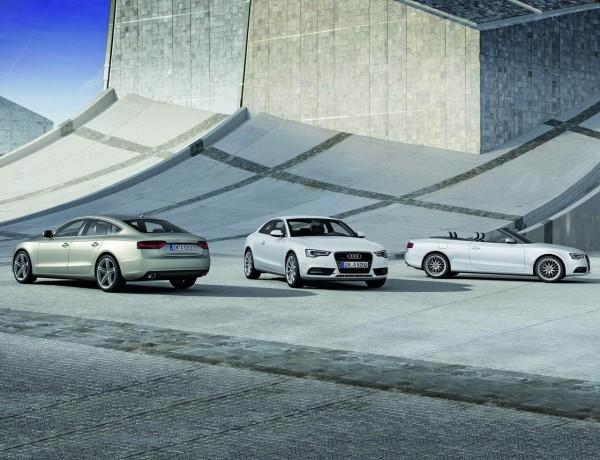 Рестайлинг-пакет Audi A5 / A5 Sportback / A5 Cabriolet S-Line 2012