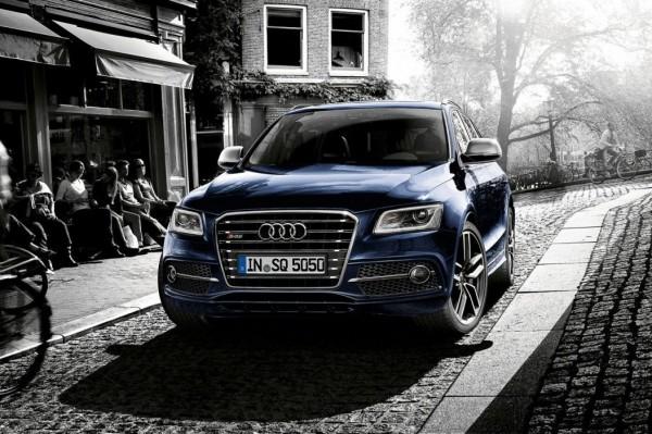Рестайлинг-пакет Audi SQ5