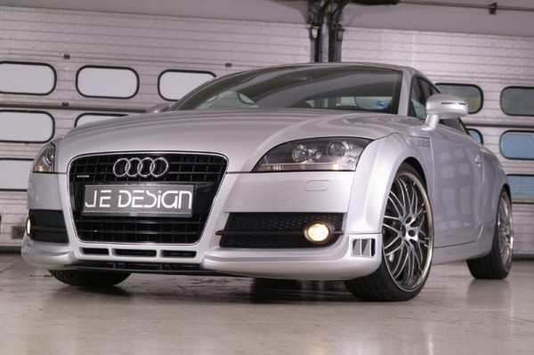Тюнинг-пакет JE DESIGN Audi TT Coupe /2006-2012/