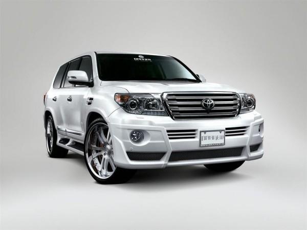Тюнинг-пакет BRANEW Toyota Land Cruiser 200 2012