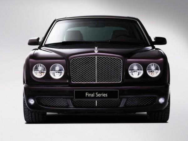 Рестайлинг-пакет Bentley Arnage Final Series 2009