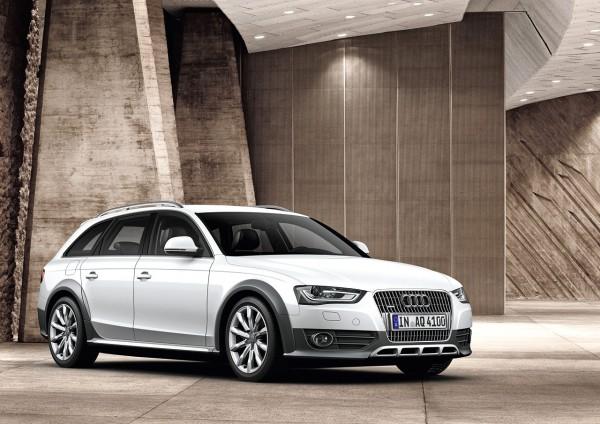 Рестайлинг-пакет Audi A4 Allroad Quattro 2012