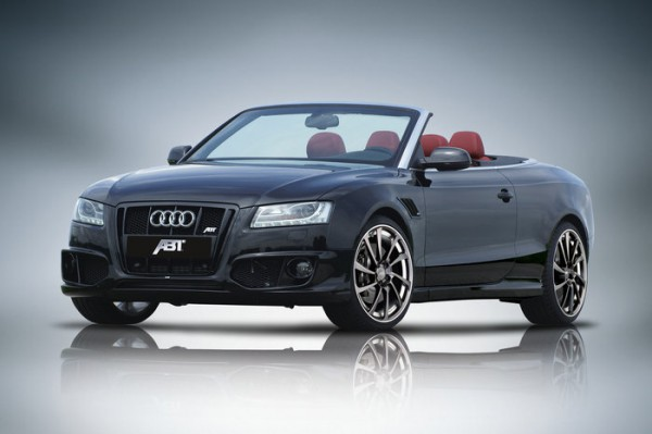 Тюнинг-пакет ABT Audi A5 Cabrio (8T) /2007-2011/