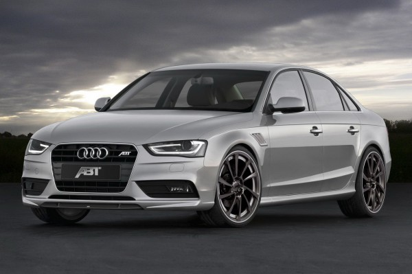 Тюнинг-пакет ABT Audi A4 / S4 2012