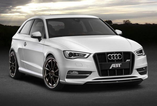 Тюнинг-пакет ABT Audi A3 2012
