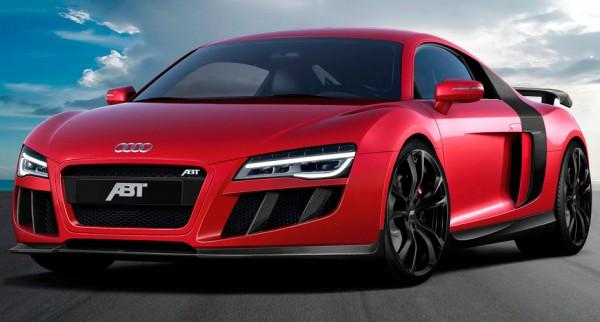 Тюнинг-пакет ABT Audi R8 V10 2013