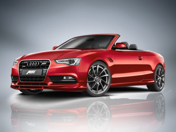 Тюнинг-пакет ABT Audi A5 Cabrio 2012