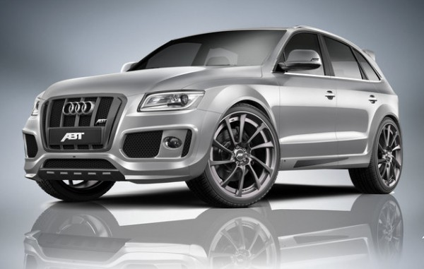 Тюнинг-пакет ABT Audi Q5 2012