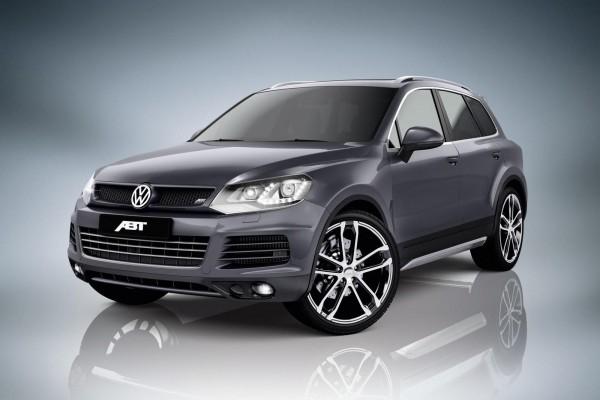 Тюнинг-пакет ABT VW Touareg II 2010