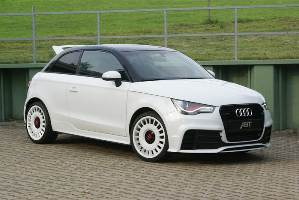 Тюнинг-пакет ABT Audi A1 2013 Quattro Sportsline