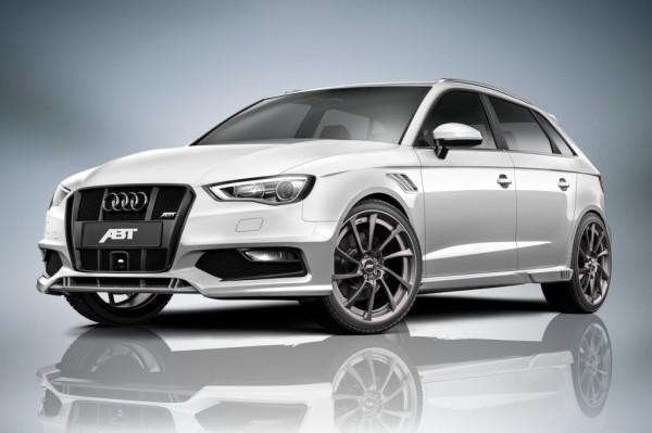 Тюнинг-пакет ABT Audi A3 Sportback 2013