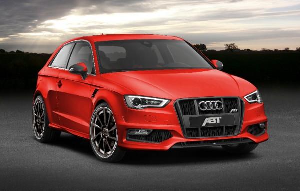 Тюнинг-пакет ABT Audi A3 2013
