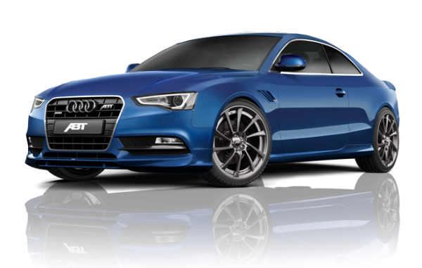 Тюнинг-пакет ABT Audi A5 Coupe 2012