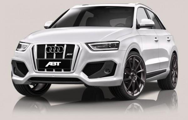 Тюнинг-пакет ABT Audi Q3