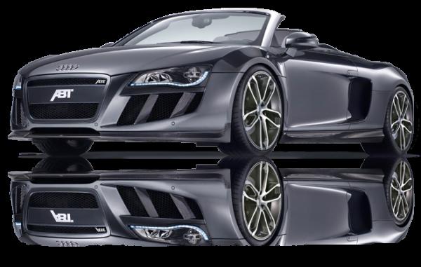 Тюнинг-пакет ABT Audi R8 GTR V10 5.2FSI Spyder