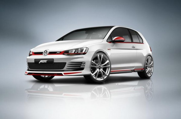 Тюнинг-пакет ABT VW Golf VII GTI
