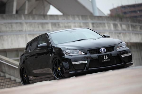 Тюнинг-пакет AIMGAIN Hybrid Sport Lexus CT 200h