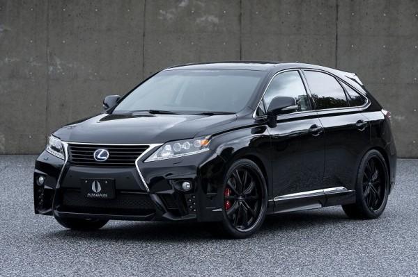 Тюнинг-пакет AIMGAIN VIP GT Lexus RX 2012