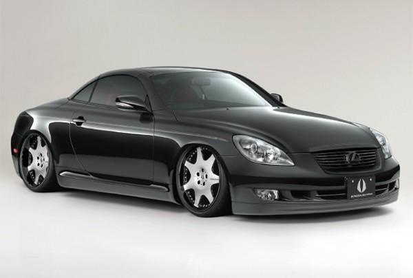 Тюнинг-пакет AIMGAIN VIP Lexus SC