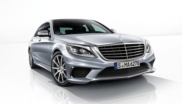 Тюнинг-пакет AMG S63 Mercedes S-Class 2013