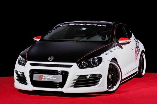 Тюнинг-пакет APP Europe VW Scirocco