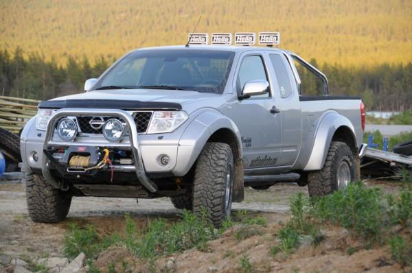 Тюнинг-пакет ARCTIC TRUCKS Nissan Navara