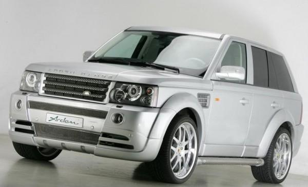 Тюнинг-пакет ARDEN AR6 Stronger Range Rover Sport 2011