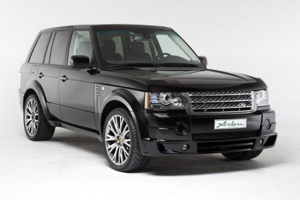 Тюнинг-пакет ARDEN AR7 Highlander Range Rover Vogue
