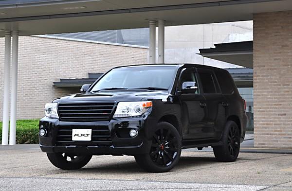 Тюнинг-пакет ART Toyota Land Cruiser 200 2012
