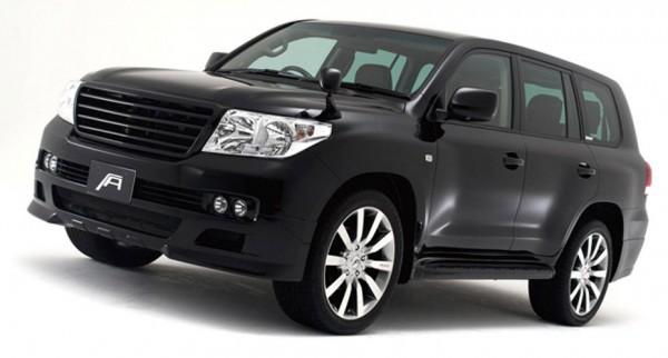 Тюнинг-пакет ART Toyota Land Cruiser 200