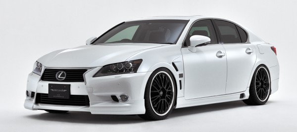 Тюнинг-пакет ARTISAN SPIRITS High-Spec Line Lexus GS 2012