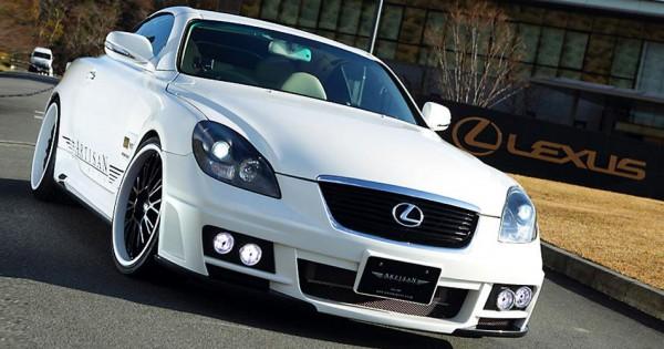 Тюнинг-пакет ARTISAN SPIRITS Sports-Spec Line  Lexus SC