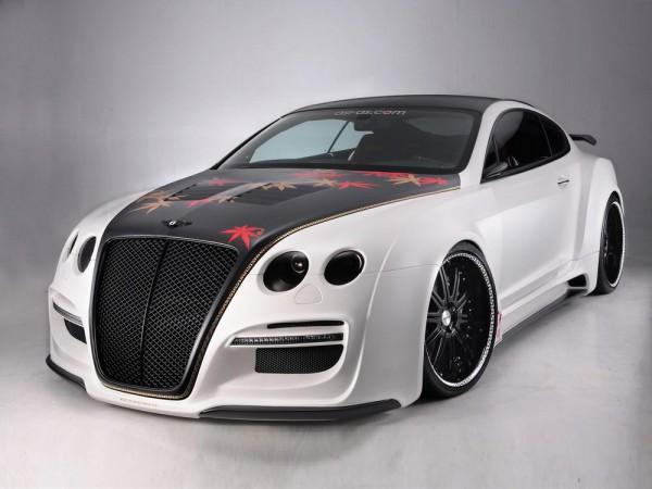 Тюнинг-пакет ASI Tetsu Bentley Continental GT / GTC/ GTS / GTR
