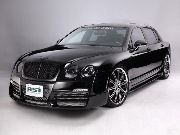Тюнинг-пакет ASI Bentley Flying Spur
