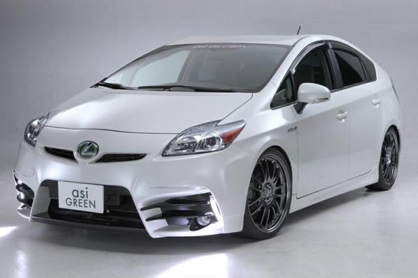 Тюнинг-пакет ASI Green Toyota Prius