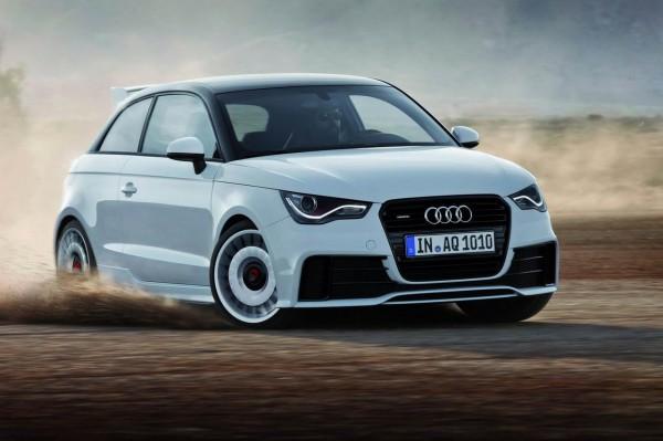 Рестайлинг-пакет Audi A1 Quattro 2012