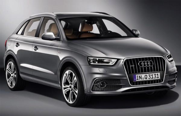 Рестайлинг-пакет Audi Q3 S-Line
