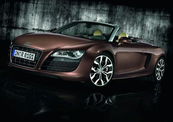 Рестайлинг-пакет Audi R8 Spyder 2010