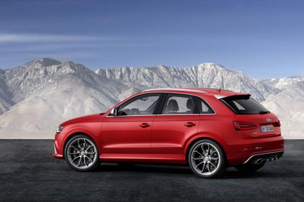 Рестайлинг-пакет Audi RS Q3 2014