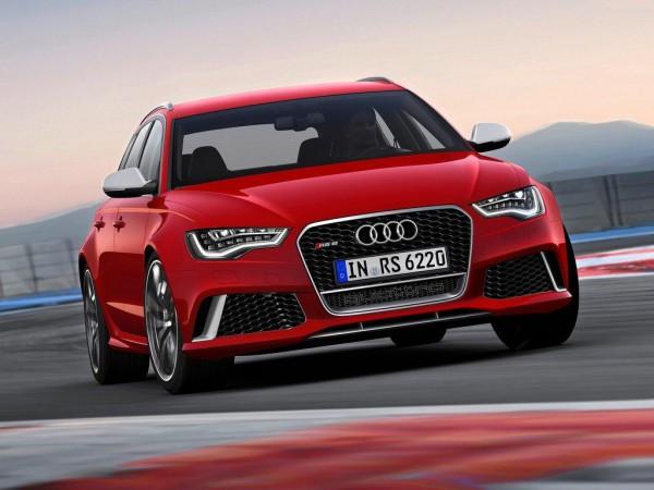 Рестайлинг-пакет Audi RS6 Avant 2014