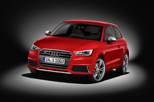 Рестайлинг-пакет Audi S1 2014