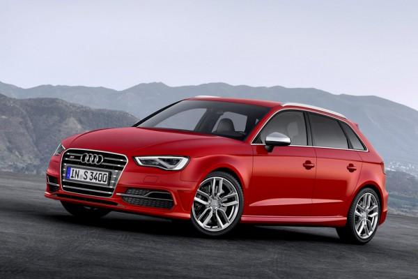 Рестайлинг-пакет Audi S3 Sportback 2014