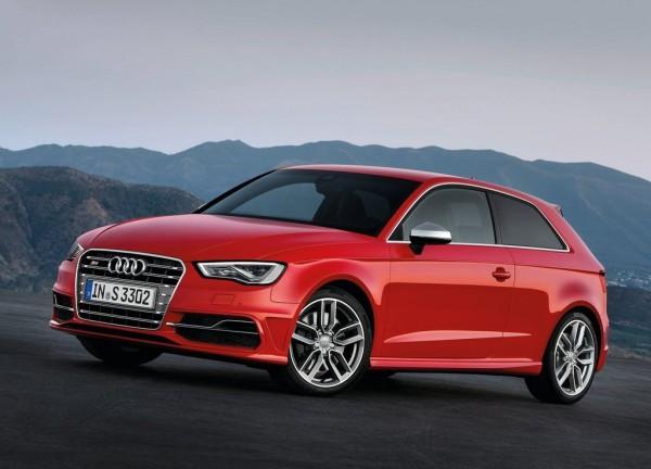 Рестайлинг-пакет Audi S3 2013
