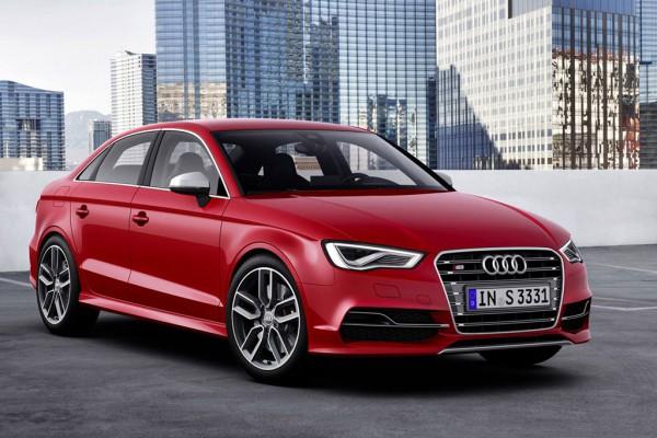 Рестайлинг-пакет Audi S3 Sedan 2014