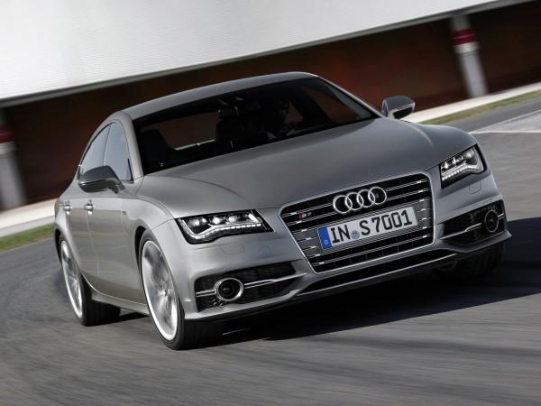 Рестайлинг-пакет Audi S7 Sportback 2013