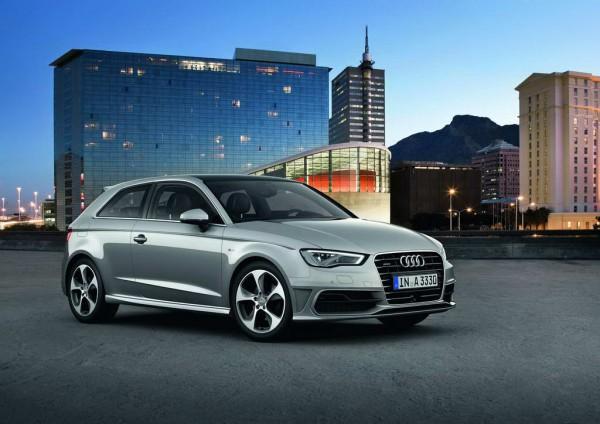 Рестайлинг-пакет Audi A3 S-Line 2013
