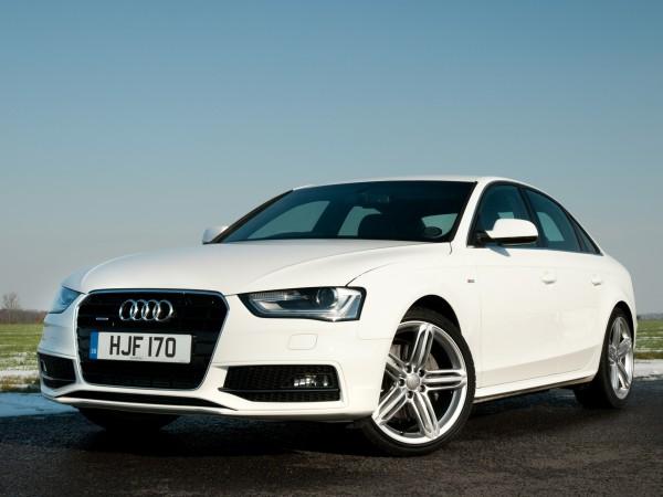 Рестайлинг-пакет Audi A4 S-Line 2012