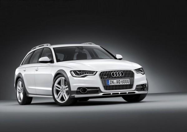 Рестайлинг-пакет Audi A6 Allroad Quattro 2012