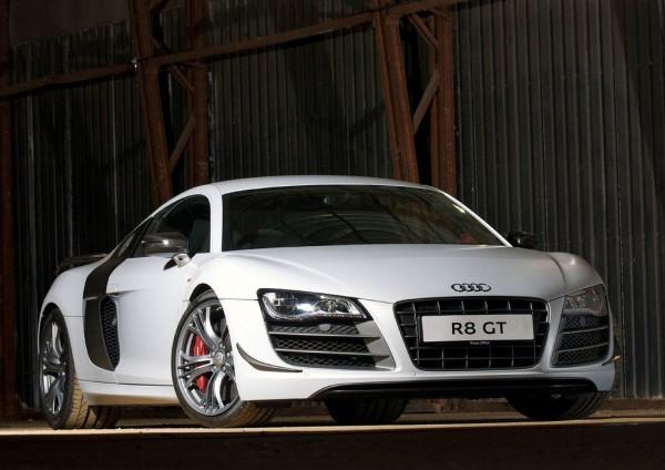Рестайлинг-пакет Audi R8 GT Coupe 2011