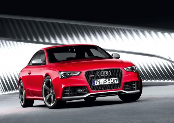 Рестайлинг-пакет Audi RS5 Coupe 2012